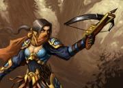 Storm the Gates: Archer - Artwork zum Spiel.
