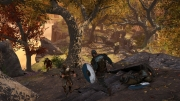 War of the Vikings: Screen aus der MMO Titel.