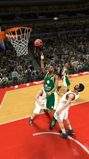 NBA 2K14: Screens