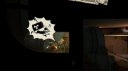 Journey of a Roach: Screen aus dem Adventure.