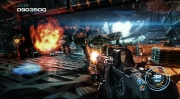 Alien Rage: Screen aus dem Sci-Fi Shooter.