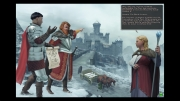 Avadon 2: The Corruption: Screen aus dem Strategie-RPG.