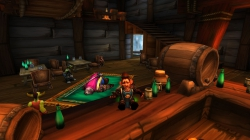 World of Warcraft: Warlords of Draenor: Screen zum Spiel.