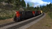 Train Simulator 2014: Screen zur Simulation.