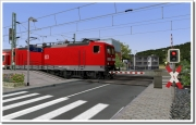 Train Simulator 2014: Im Köblitzer Bergland 3: Screen zum Addon der Simulation.