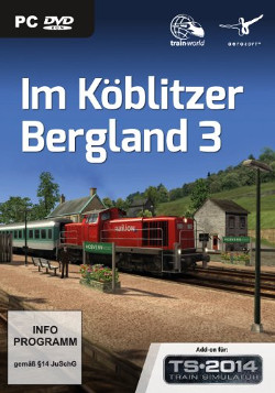 Train Simulator 2014: Im Köblitzer Bergland 3