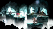 Child of Light: Screen zum Rollenspiel.