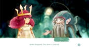 Child of Light: Screenshot zum Titel.