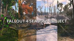 Fallout 4 - Vier Jahreszeiten Mod für Computer erschienen