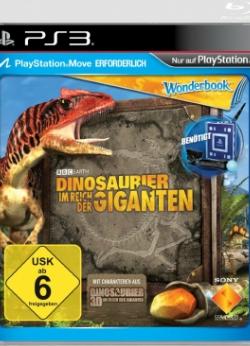 Dinosaurier - Im Reich der Giganten (Wonderbook)