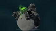 Planetary Annihilation: Screen zum Echtzeitstrategie Titel.