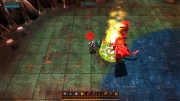 Legends of Persia: Screen aus dem RPG Titel.