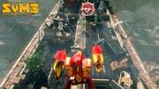 Stalin vs. Martians 3: Screen aus der Kickstarter Kampagne.