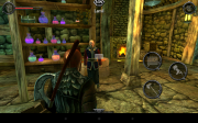 Ravensword: Shadowlands: Screen aus dem Indie Action-Rollenspiel.