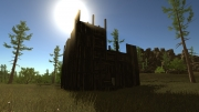 Rust: Screen aus dem Adventure.