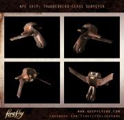 Firefly Online: Erste Artworks zum Online MMO.