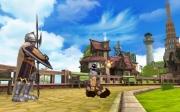 Florensia: Zwei Screenshots aus dem kostenlosen MMORPG.