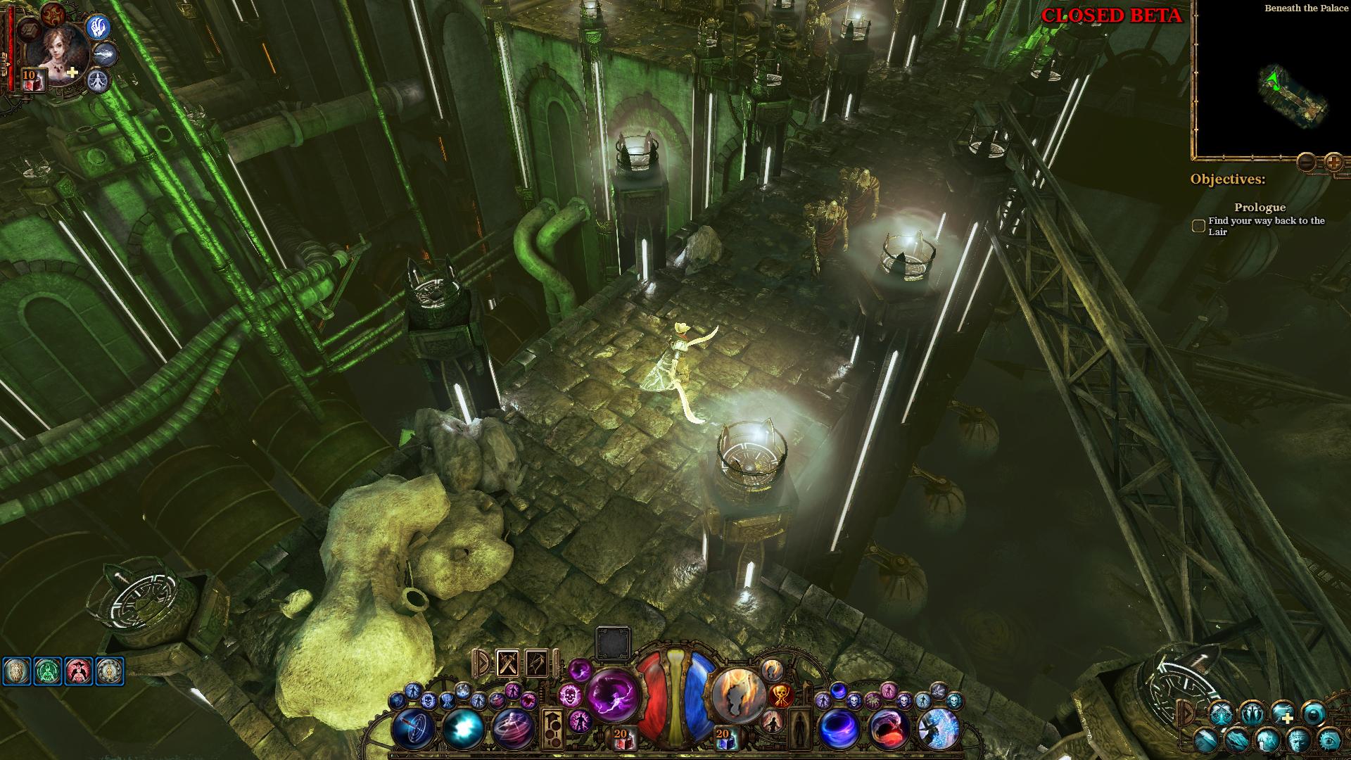 The Incredible Adventures of Van Helsing II: Screenshots April 14