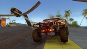 Carmageddon: Reincarnation: Screenshot zum Titel.
