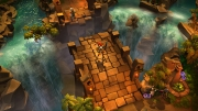 Strife: Offizieller Screen zum Strategie Titel.