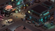 Shadowrun Returns: Screen zum Indie Titel.