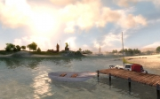 World in Conflict: Map Ansicht - Paradise