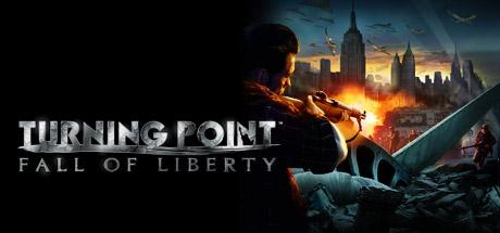 Logo for Turning Point: Fall of Liberty