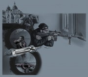 H-Hour: World's Elite: Erste Artworks zum Team basierenden Taktik-Shooter.