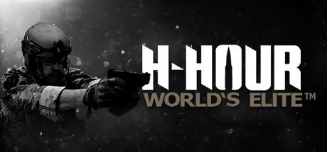 Logo for H-Hour: World's Elite