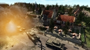 Men of War: Assault Squad 2: Offizieller Screen zum Echtzeit-Strategie Titel.