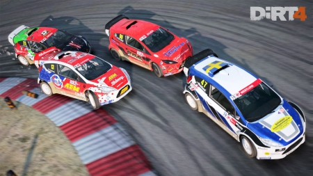 DIRT 4 - World Rallycross Gameplay Trailer online
