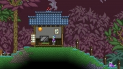 Starbound: Screen zum 2D Action-Adventure.
