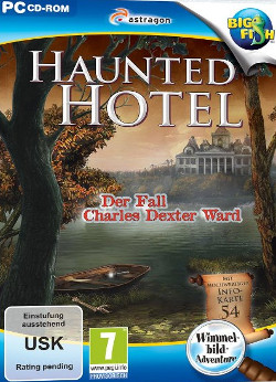 Haunted Hotel : Der Fall Charles Dexter Ward