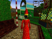Simon the Sorcerer 3D: Screen zum Adventure.