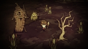 Don't Starve: Screen zum Action Spiel.