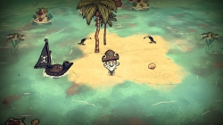 Don't Starve: Shipwrecked DLC