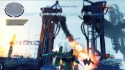 Strike Vector: Screen zum rasanten Action-Spiel.