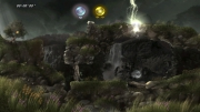 Storm: Screen zur Simulation.