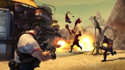 Loadout: Screen zum Action Spiel.