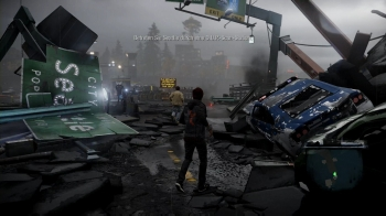 inFamous Second Son: Artikel Screenshots