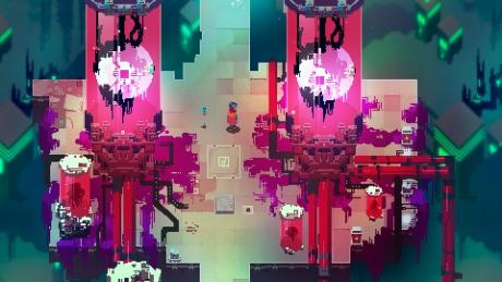 Hyper Light Drifter: Screen zum Spiel.