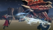 Monster Hunter Frontier G: Screen zum Online-Rollenspiel.