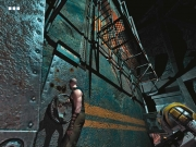The Chronicles of Riddick: Escape from Butcher Bay: Escape from Butcher Bay Screens.