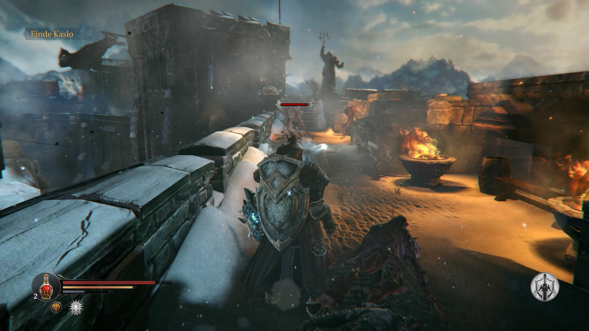 lords of the fallen welche klasse