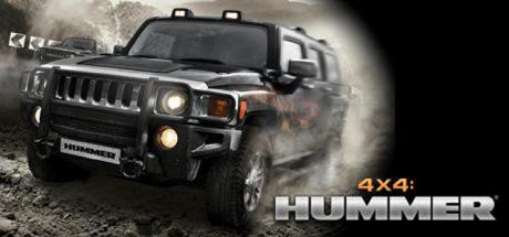 Logo for 4x4: Hummer
