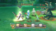 Tales of Symphonia Chronicles: Screenshots