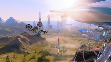 Trails Fusion: Screen zum Spiel Trails Fusion.