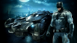 Batman: Arkham Knight: Screenshots Oktober 15