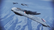 Ace Combat Infinity: Screenshots Februar 14 - Beta