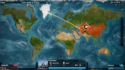 Plague Inc: Evolved: Screen zum Echtzeitstrategie Titel.